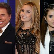 Silvio Santos alfineta Larissa Manoela: 'Não parece inocente como Maisa'