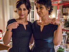 Drica Moraes aponta semelhanças com Luisa Arraes em série: 'Gesto, voz, risada'