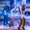 Bailarina plus size da Anitta, Thais Carla defende Anitta das críticas: 'Já escutei sobre a Anitta não gostar de ser gorda e ter bailarina gorda. Ela não gosta de ser gorda mas prega a aceitação. Outros dizem que eu vendo gordura. Não! Eu vendo a auto-estima. É minha opção ser gorda'