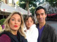 Rafaella Justus vai ser daminha do casamento de Ticiane Pinheiro e Cesar Tralli