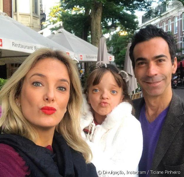 Rafaella Justus será daminha do casamento da mãe, Ticiane Pinheiro, com Cesar Tralli, como a jornalista indicou em entrevista ao programa 'A Tarde É Sua' nesta quinta-feira, dia 29 de junho de 2017