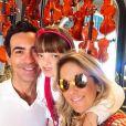Casamento de Ticiane Pinheiro e Cesar Tralli será intimista, para cerca de 200 convidados