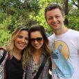 Wanessa Camargo levou Sandy às lágrimas com declaração, contou Lucas Lima no programa 'Tamanho Família'