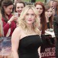 Kate Winslet divulga o filme 'Divergente'