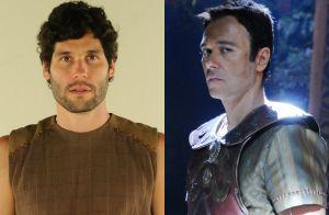 Novela 'O Rico e Lázaro': Asher é preso ao tentar matar Nebuzaradã. 'Maldito!'