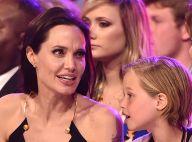 Site nega que Shiloh, filha de Angelina Jolie e Brad Pitt, fará mudança de sexo