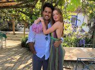 Marina Ruy Barbosa curte aniversário com noivo, Xande, em Portugal: 'Meu amor'