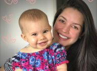 Thais Fersoza comemora 11 meses da filha, Melinda: 'Coração transborda amor'