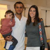Felipe Simas evita usar celular quando está com filhos: 'O tempo passa rápido'