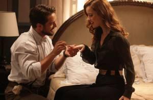Final de 'Joia Rara': Viktor e Silvia se casam; veja outros casais que se unem