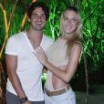 Fiorella Mattheis e Alexandre Pato ficaram juntos por três anos