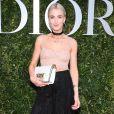 A digital influencer Noor de Groot  participou do lançamento da exibição 'Christian Dior, couturier du rêve', em celebração aos 70 anos da Dior, em Paris, na França, em 3 de julho de 2017