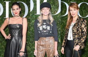 Famosas brasileiras prestigiam aniversário da Dior em Paris. Veja os looks!