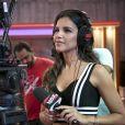 Mariana Rios voltará a participar de um programa musical. Desta vez, ela será uma das competidoras do '  Popstar',    novo reality show da Globo, que reunirá artistas famosos numa competição de talentos musicais