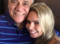 Marcelo Rezende, com câncer, ganha apoio da namorada: 'Juntos somos mais fortes'