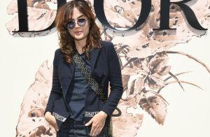 Maria Casadevall se despede de Paris com look inusitado e divide opiniões. Foto!
