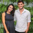 Bruno Gissoni negou a reconciliação com Yanna Lavigne após o nascimento de Madalena