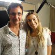 Naty Graciano é a nova repórter do 'CQC', programa exibido pela Band