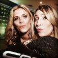 Ela tem facilidade para entrevistar celebridades e diz se 'sentir em casa' no meio artístico. Após as entrevistas, Naty costuma fazer selfie com os famosos. Carolina Dieckmann chegou a posar fazendo 'bico' ao lado da apresentadora