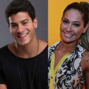 Mayra Cardi confirma namoro com Arthur Aguiar e faz elogio: 'Carinha linda'