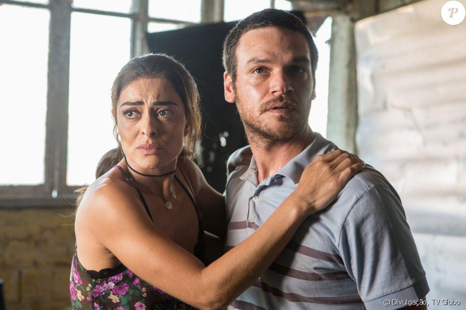 Juliana Paes diz que Bibi pode matar por Rubinho (Emílio Dantas) na novela 'A Força do Querer'