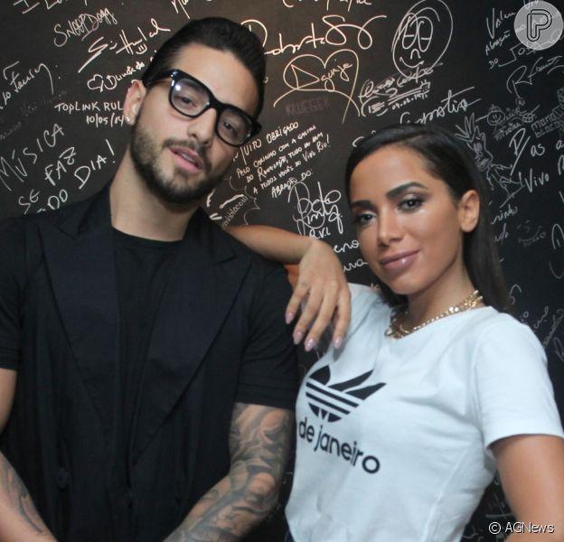 Maluma substitui Anitta em remix de hit com Iggy Azalea e fãs o detonam: 'Cobra'