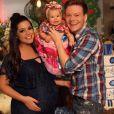 Michel Teló espera que Melinda e Teodoro sigam a carreira musical