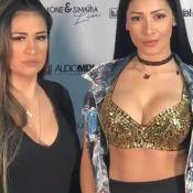 Simone e Simaria mostram rebolado ao som do reggaeton: 'A gente adora'. Vídeo!