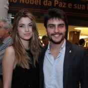 Guilherme Leicam assume namoro com atriz de 16 anos: 'Ela é muito madura'