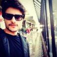 Guilherme Leicam festeja a nova fase na vida pessoal: 'Namorar é muito bom'