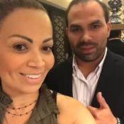 Solange Almeida adere ao chip da beleza: 'Para melhorar TPM e disposição'
