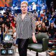 O assessor de Rogéria, Alexandro Haddad, se mantém otimista e decidiu não cancelar a agenda profissional da atriz