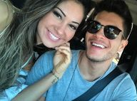 Mayra Cardi rebate críticas por namoro com Arthur Aguiar: 'Feliz de verdade'