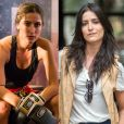 Na pele de Nat, Maria Joana viveu uma lutadora em 'Malhação Sonhos'. Depois de 'Sol Nascente', a atriz curte férias da televisão