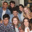Giulia Gayoso participou da temporada 'Pro Dia Nascer Feliz' em Malhação