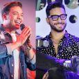 Wesley Safadão nega desentendimento com Maluma e garante que o dueto com o cantor colombiano está confirmado