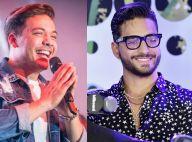 Wesley Safadão nega mal-estar e fim de parceria com Maluma: 'Vai rolar o dueto'
