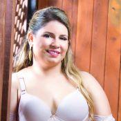 Marília Mendonça posa de lingerie e orienta mulheres: 'Se é plus size, se ame'