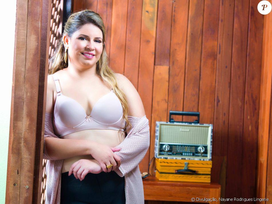 Marília Mendonça posou de lingerie e orientou mulheres: 'Se é plus size, se ame'