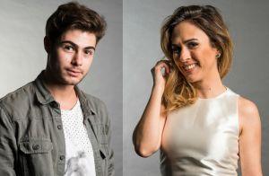 Rafael Vitti comenta foto de Tatá Werneck com Luan Santana: 'Tá gostoso aí?'