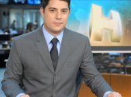 Evaristo Costa, do 'Jornal Hoje', decide não renovar contrato com a TV Globo