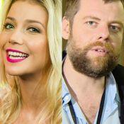 Luiza Possi está namorando o diretor da Globo Cris Gomes: 'Há dois meses'