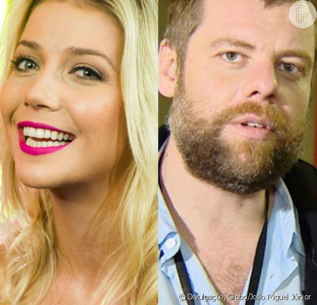 Luiza Possi está namorando o diretor da Globo Cris Gomes há dois meses disse assessoria de imprensa da cantora nesta quinta-feira, 20 de julho de 2017