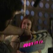 Marina Ruy Barbosa leva susto de Bruno Gagliasso em set de filmagem: 'Ridículo'
