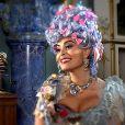 Catarina (Juliana Paes) não gosta quando Epaminondas (Osmar Prado) garante que vai conseguir uma forma de entregar Serelepe (Tomás Sampaio) para o prefeito, em 'Meu Pedacinho de Chão'