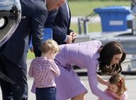 Princesa Charlotte faz birra e leva bronca da mãe, Kate Middleton. Vídeo!