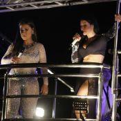 Simone e Simaria apostam em fenda profunda e macacão colado em show. Veja looks!