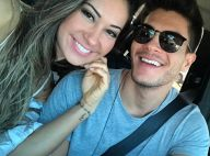 Arthur Aguiar se declara ao celebrar 1 mês de namoro com Mayra Cardi:'Obrigado'