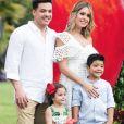 Wesley Safadão havia lamentado a saudade da família em seu Instagram