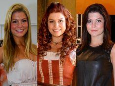 Bárbara Borges comenta mudança no cabelo: 'Nunca tinha ficado ruiva'. Fotos!